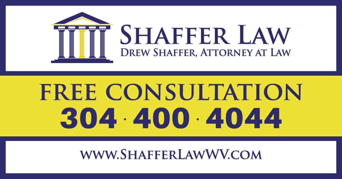 Free Consultation · Shaffer Law · 103 Pennsylvania Ave, Charleston, WV 25302 · +1-304-400-4044 · https://www.shafferlawwv.com/